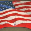 U.S. Flag Half Top Cover